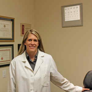 Meet Dr. Michelle Essex, O.D.